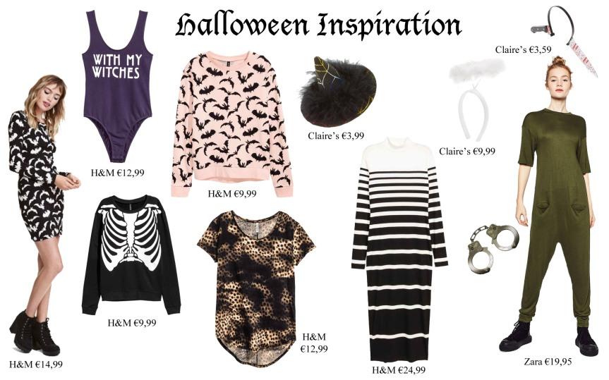 Halloween Mass Market Looks &History