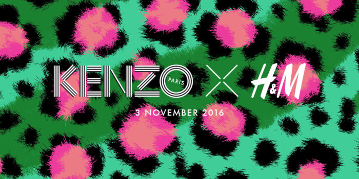 Designer Collaborations with H&M & My Kenzo X H&M Wish List