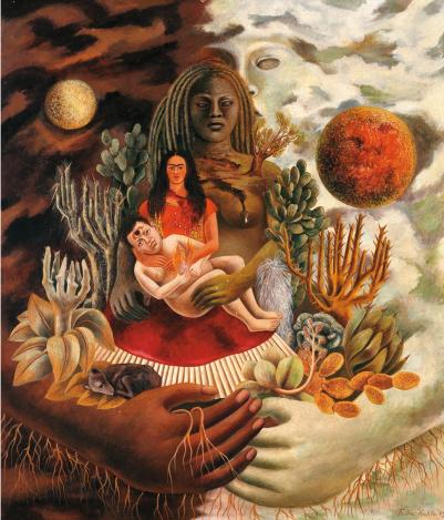 L'amoroso abbraccio dell'Universo, la Terra (Messico), Diego, io e il Signor Xólotl.png